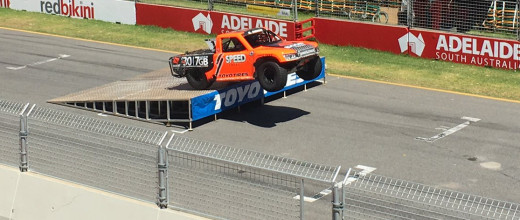 Sheldon Creed Wins Race 2 In Adelaide