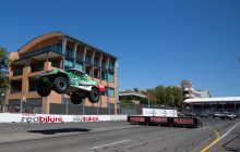 Craig Dontas Wins Race #1 At Clipsal 500 Adelaide