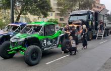 Dakar Shakedown