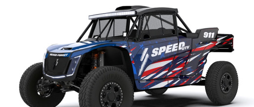 SPEED UTV NEVER FORGET
